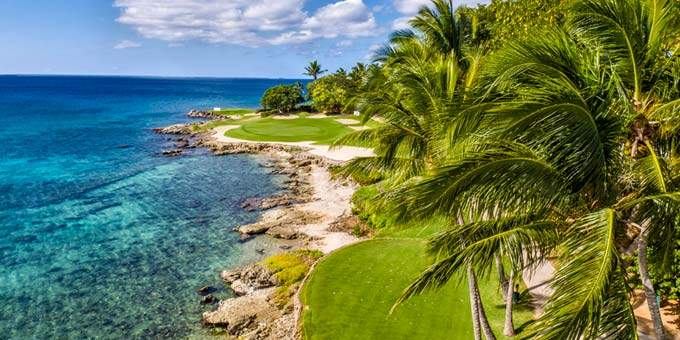 Casa De Campo All Inclusive Golf Holiday in Dominican Republic Teeth of the Dog