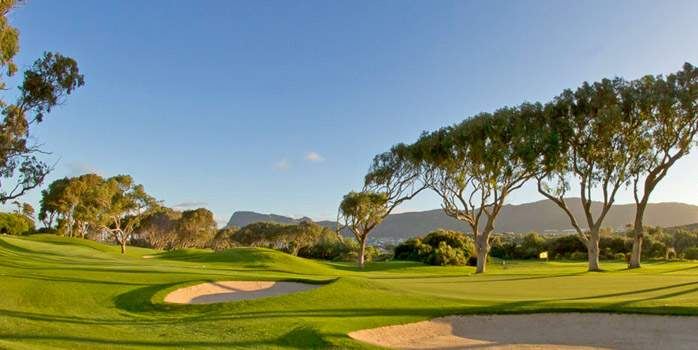 Clovelly Golf Course, Golf Holiday in South Africa