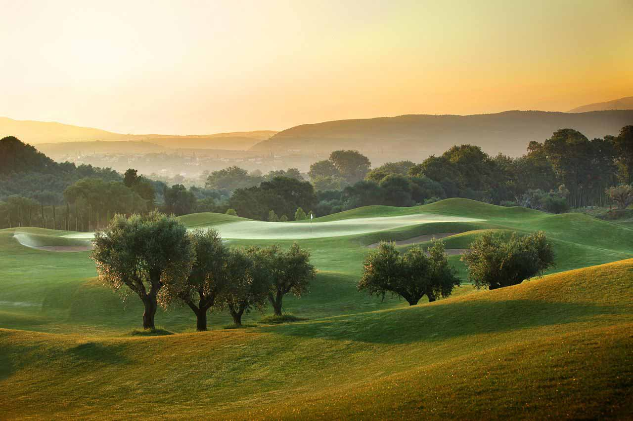 Dunes Golf Course - Costa Navarino