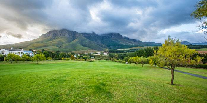 Erinvale Golf Course, Golf Holiday in South Africa