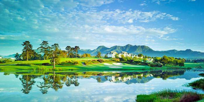 Fancourts Montagu Golf Course, Golf Holiday in South Africa