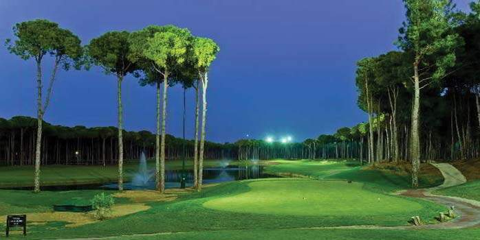 Golf Holiday with tuition at Regnum Carya Golf & Spa Resort, Antalya, Turkey