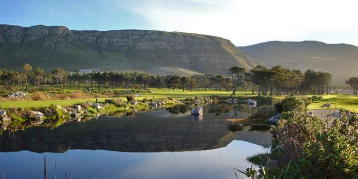 Hermanus Golf Course, Golf Holiday in South Africa