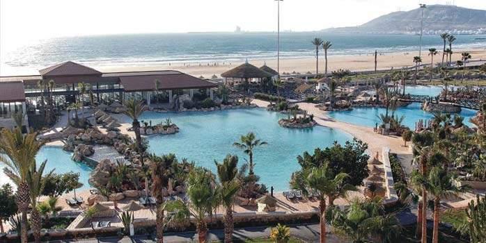 Hotel Riu Tikida Dunas Golfing Holiday