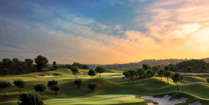 Las Colinas Escorted Golf Tour - Alicante, Spain
