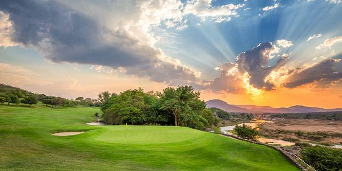 Leopard Creek Golf Course, Golf Holiday in South Africa