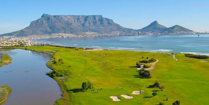Milnerton Golf Course, Golf Holiday in South Africa