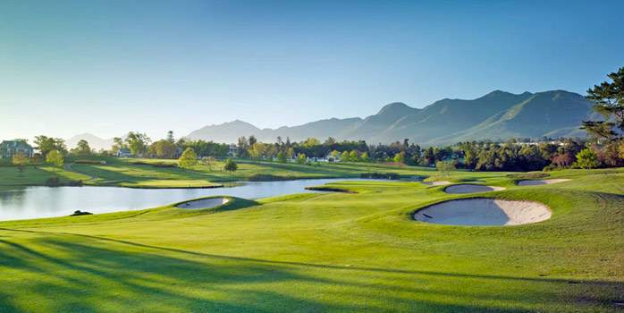 Outeniqua Golf Course, Golf Holiday in South Africa