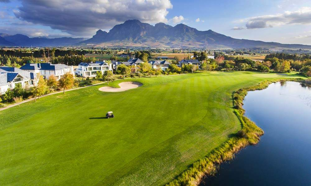 Pearl Valley 18 Hole Championship Golf Course, Franschhoek