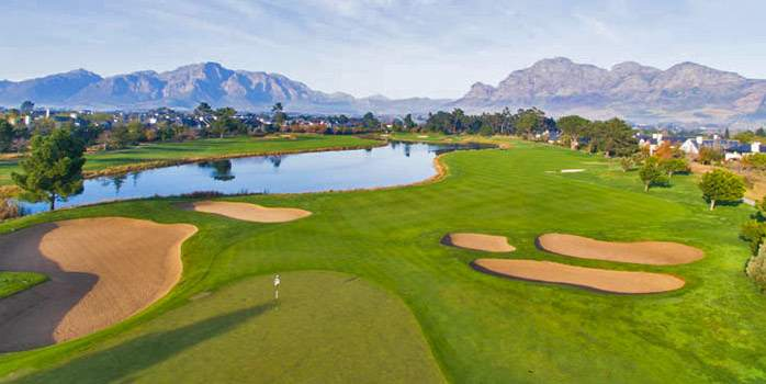 Pearl Valley Golf Course, Golf Holiday in South Africa