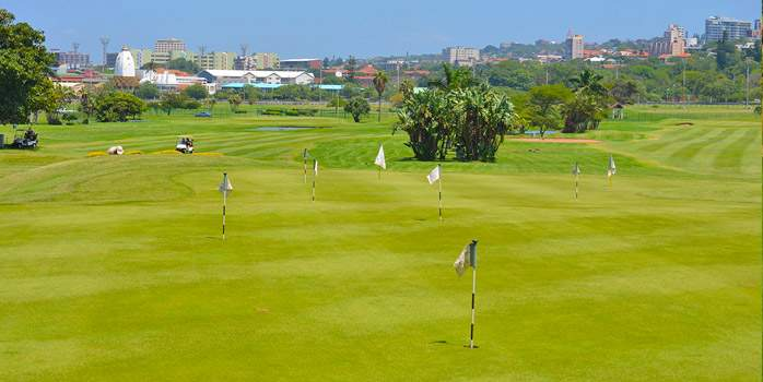 Royal Durban Golf Course, Golf Holiday in South Africa