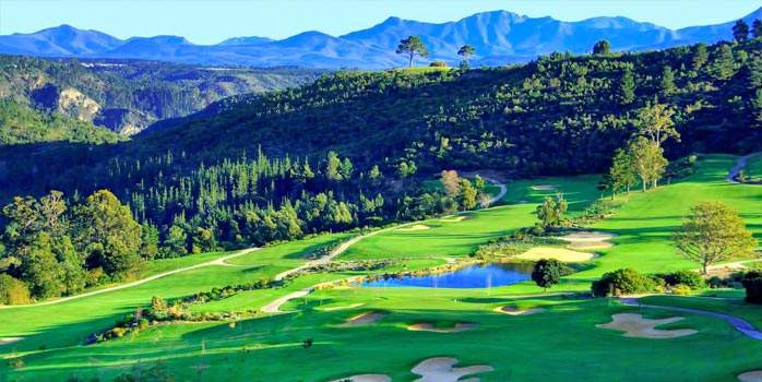 Simola Golf Course, Golf Holiday in South Africa