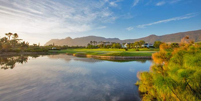 Steenberg Golf Course, Golf Holiday in South Africa