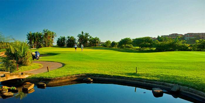 Zimbali Golf Course, Golf Holiday in South Africa