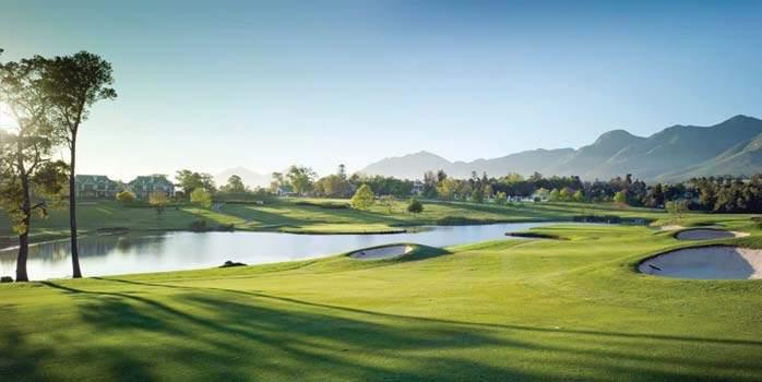 Fancourts Outeniqua Golf Course