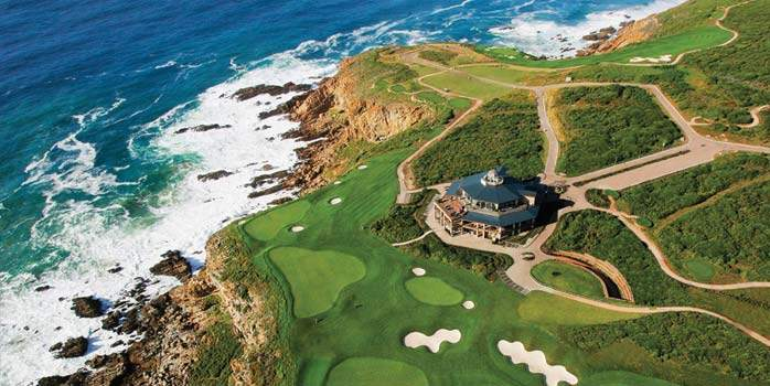 Pinnacle Point Golf Course, South Africa