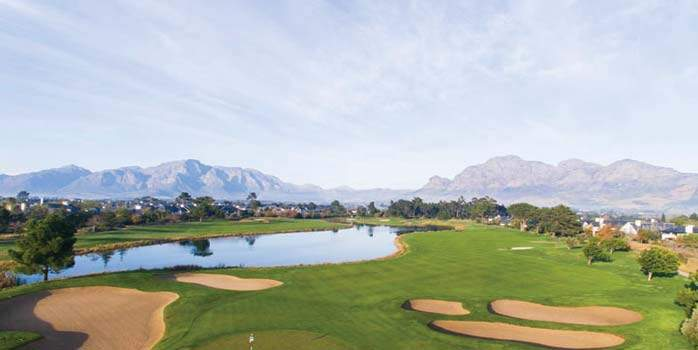 Pearl Valley Golf Course