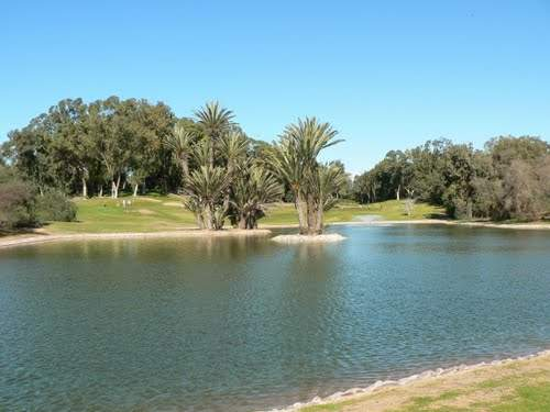 The Dunes Golf Club in Agadir Morocco