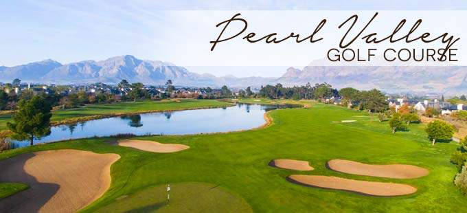 Pearl Valley Golf Course Blue Train South Africa