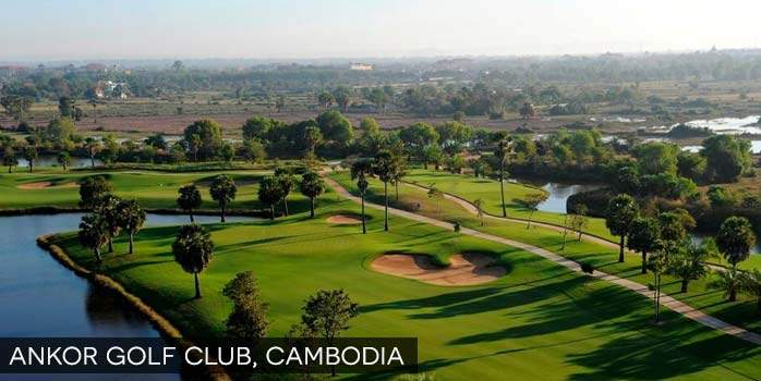 Cambodia Ankor Golf Club