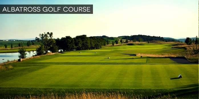 Europe Albatross Golf Course