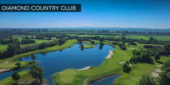 Europe Diamond Golf Course