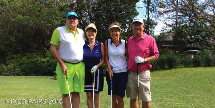 Mauritius Mixed Pairs Golf Tournament 2014