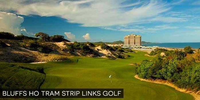 The Bluffs at Ho Tranh Vietnam Golf Course