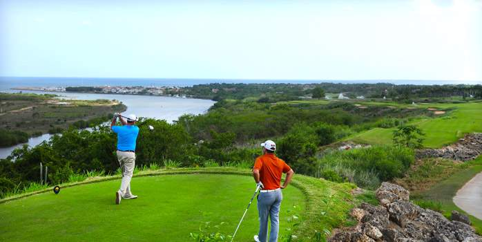 Dye Fore Golf Course Dominican Republic Caribbean Golf Holiday