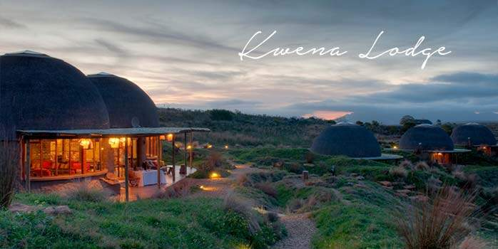 kwena-lodge-night-lights-houses South Africa Honeymoon