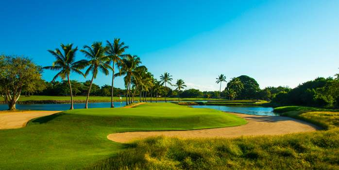Casa De Campo Links Golf Course Dominican Republic Caribbean Golf Holiday