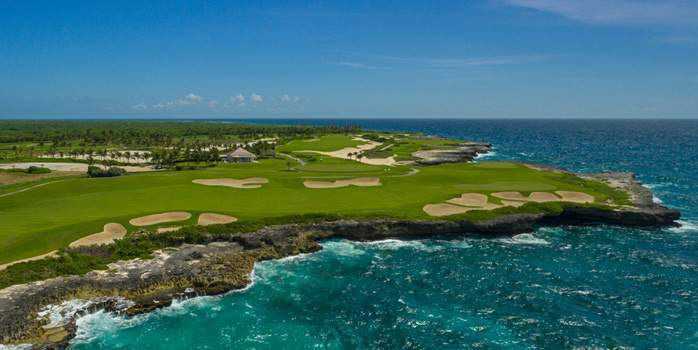 Corales Golf Course Punta Cana Golf Holiday in Dominican Republic