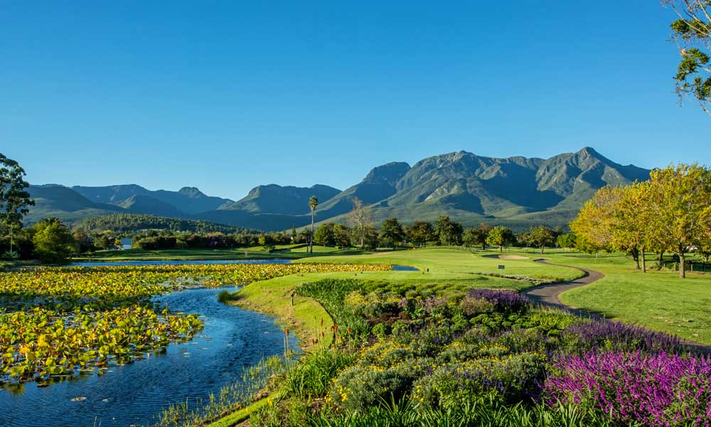 south africa garden route luxury golf holiday chaka travel fancourt hotel golf estate