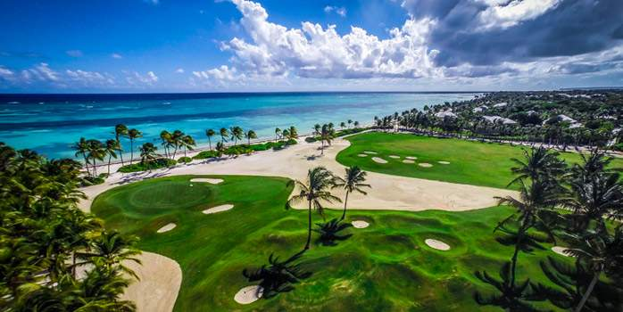 La Cana Golf Course Golf Holiday in Dominican Republic Punta Cana