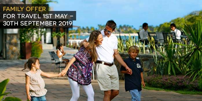 Anahita Golf & Spa Resort Family Offer with Golf 2019