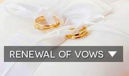Talk to Chaka for the perfect Mauritius wedding package for your renewal of vows