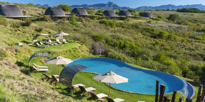 Gondwana Game Reserve, Pool, Golf Holiday in South Africa
