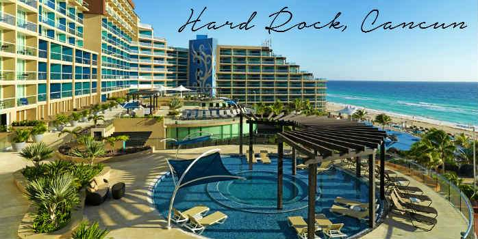 Hard Rock Hotel Cancun All Inclusive Golf Holiday in Mexico Hotel View