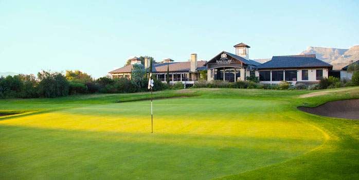 Pearl Valley, View, Golf Holiday in South Africa