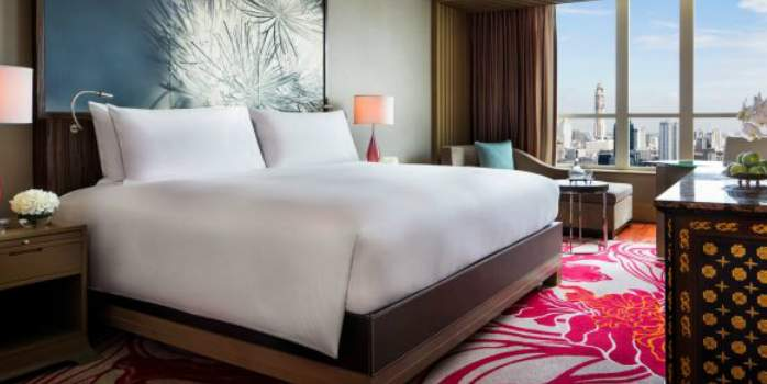 Luxury Room at The Sofitel Bangkok Sukhumvit Hotel, Golf Holiday in Thailand