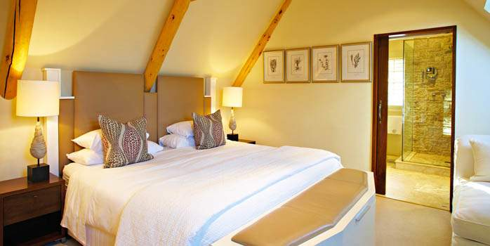 Steenberg Hotel, Bedroom, Golf Holiday in South Africa