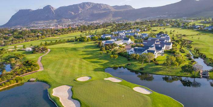 Steenberg Hotel, Golf Course, Golf Holiday in South Africa