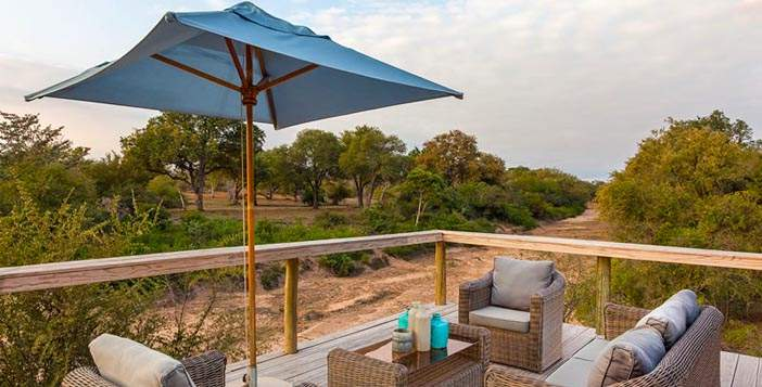 Thornybush Game Lodge, Golf Holiday and Honeymoon in South Africa