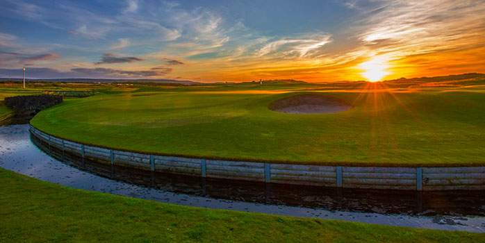 Castlerock Golf Club, Golf Holiday in Northern Ireland