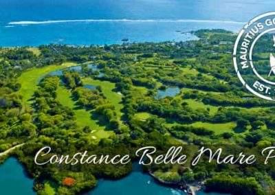 Constance Belle Mare Plage Legend Golf Course