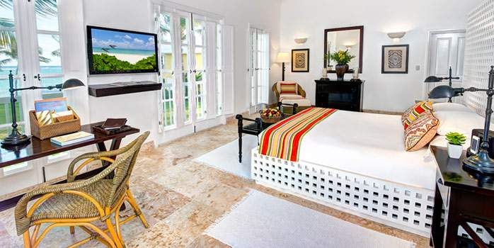 Junior Suite Tortuga Bay Punta Cana Dominican Republic Golf Holiday