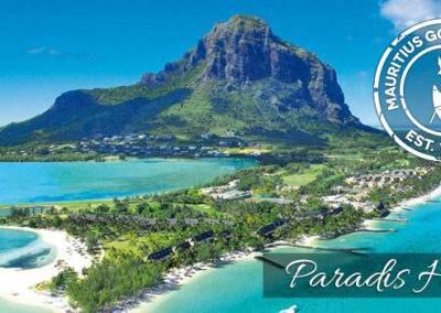 Paradis Hotel in Mauritius