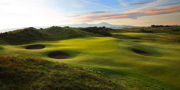 Portmarnock Golf Club East Coast Ireland Ultimate Links Vacation
