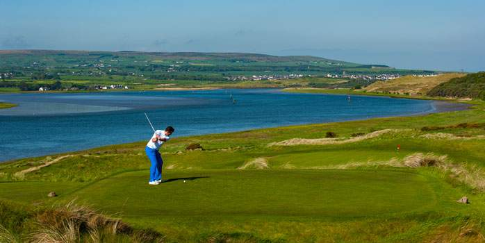 Portstewart Golf Club, Golf Holiday in Northern Ireland