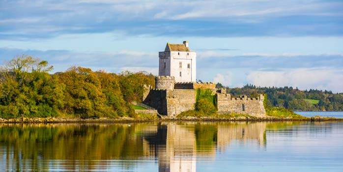 Doe Castle Creeslough Donegal